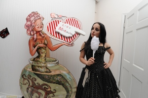 Molly Crabapple and Mermaid Swirliness