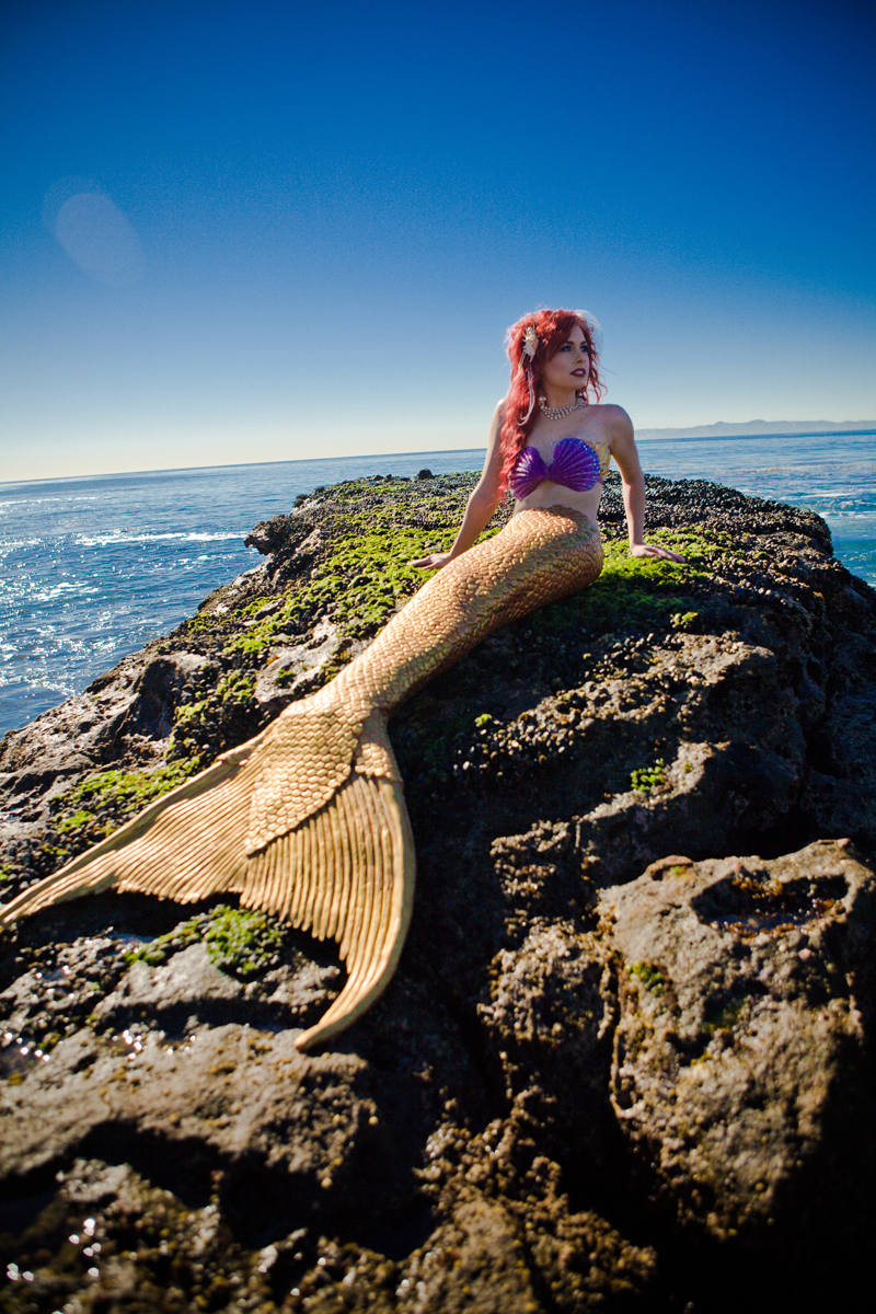 how to make a mermaid tail in real life