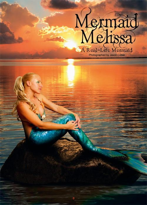 Mermaid Melissa and Saving the World's Oceans | I am a mermaid