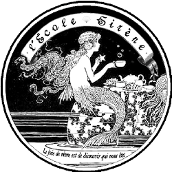 from joy de vivre - siren school logo