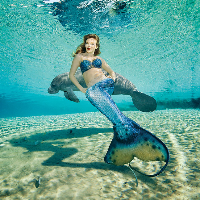 how to become a weeki wachee mermaid